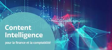 Content Intelligence pour la finance et la comptabilité