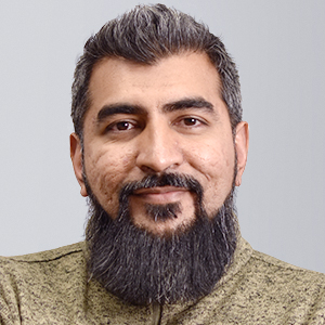 Picture of Ahson Ahmad, Executive Vice President & Chief Product Officer, Ripcord