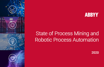 State of Process Mining and RPA 2020 report