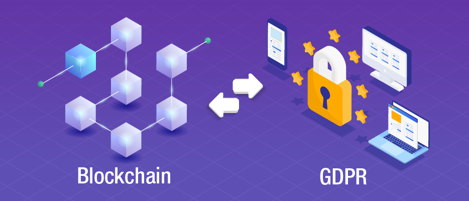 What is the challenge between GDPR and Blockchain? | ABBYY Blog Post