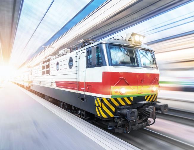 Unique 4 Train